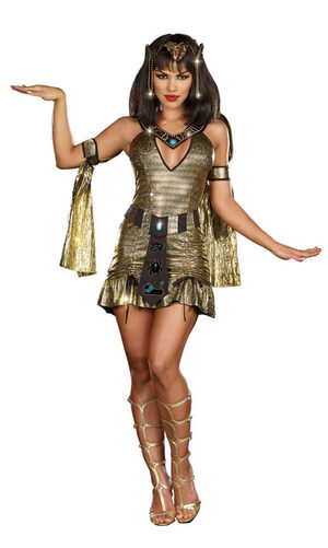 Sexy Naughty on the Nile Cleopatra Costume