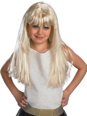 Hannah Montana Kids Wig