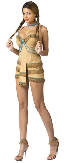 Dreamcatcher Sexy Indian Costume