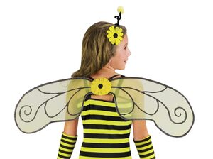 Girls Honey Bee Kids Costume