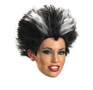 Bridezilla Gothic Adult Wig