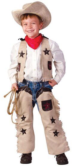 Kids Lil Sheriff Toddler Cowboy Costume