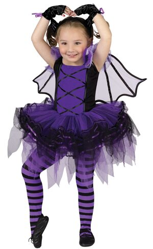 Kids Batarina Bat Toddler Costume