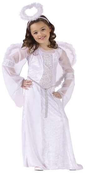 Kids Heavenly Angel Costume