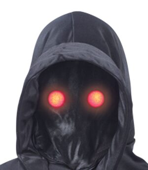 Fading Eyes Phantom Scary Kids Costume