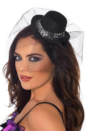 c8f68252eb7f5 Miniature Top Hat - Mr. Costumes