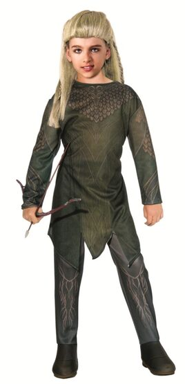 Elf Legolas LOTR Kids Costume