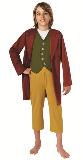 Bilbo Baggins LOTR Movie Kids Costume