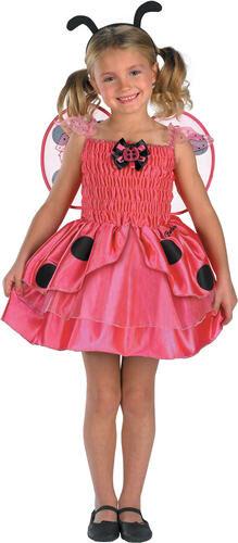 Kids Lil Ladybug Barbie Costume