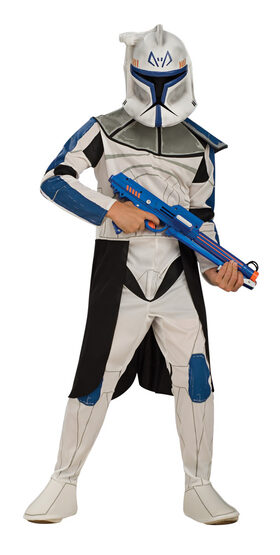 Clone Trooper Captain Rex Kids Costume