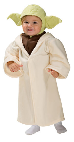 Star Wars Yoda Baby Costume