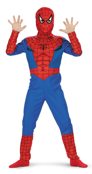 SpiderMan Quality Kids Costume