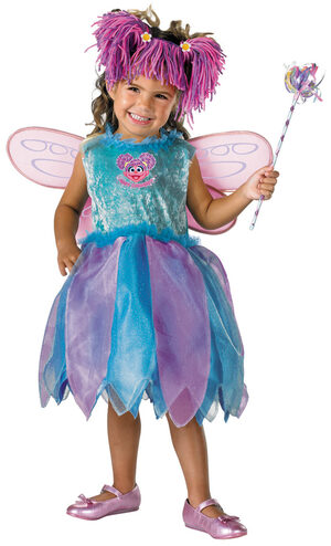 Deluxe Abby Cadabby Toddler Fairy Costume