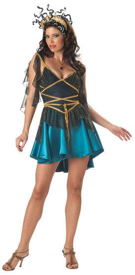 Sexy Sedusa Greek Costume
