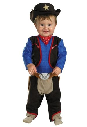 Ride Em Cowboy Baby Costume