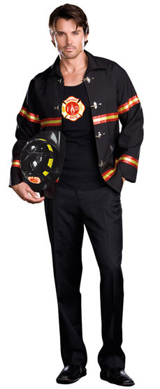 Smokin Hot Firefighter Adult Costume
