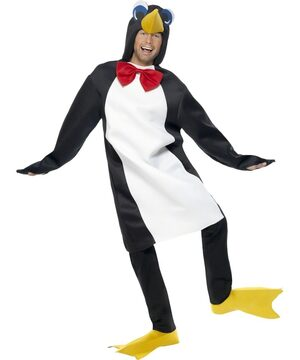Lightweight Penguin Adult Costume