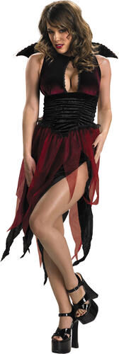 Adult Veinia Vampire Costume