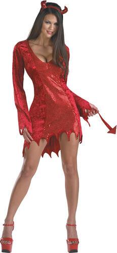 Devilicious Sexy Devil Costume