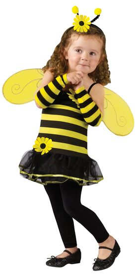Kids Honey Bee Toddler Costume
