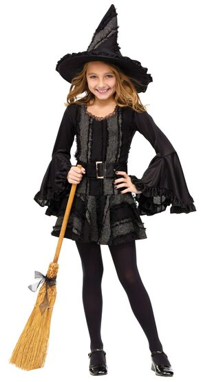 Kids Stitch Witch Costume