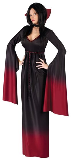 Womens Blood Vampiress Costume