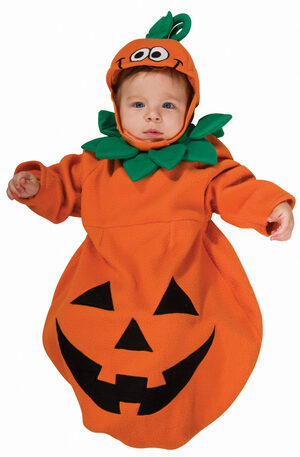Baby Bunting Infant Pumpkin Costume