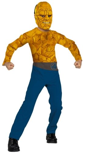 The Thing Kids Superhero Costume