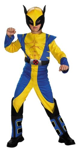 Wolverine Quality Kids Costume