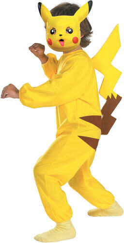 Pokemon Pikachu Quality Kids Costume
