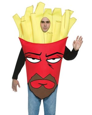 Frylock Adult Swim Funny Costume