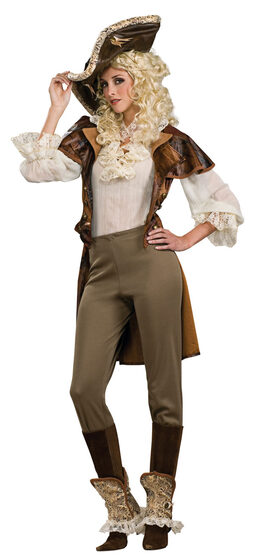 Ladies Airship Pirate Costume