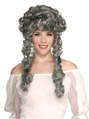 Ghost Bride Adult Wig