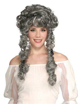 Ghost Bride Adult Wig