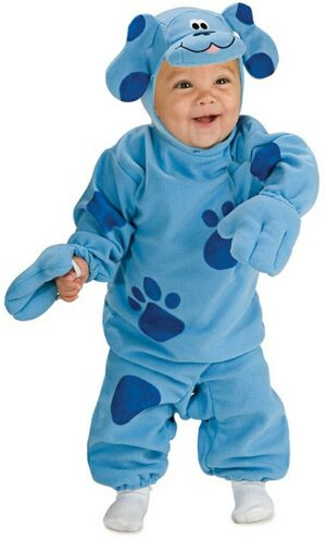 Blues Clues Infant Romper Baby Costume