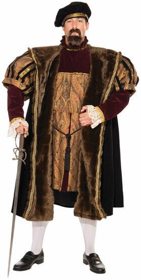 King Henry VIII Renaissance Adult Costume