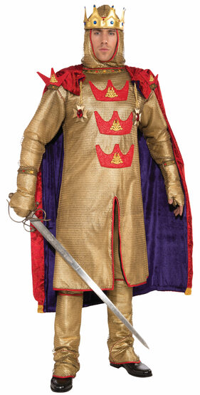 King Arthur Medieval Knight Adult Costume