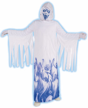 Boys Soul Taker Ghost Kids Costume