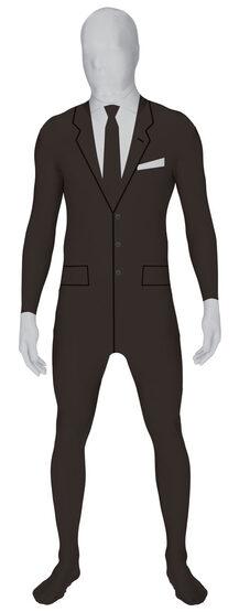 Slender Man Morphsuit Adult Costume
