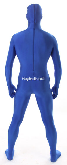 Blue Morphsuit Adult Costume