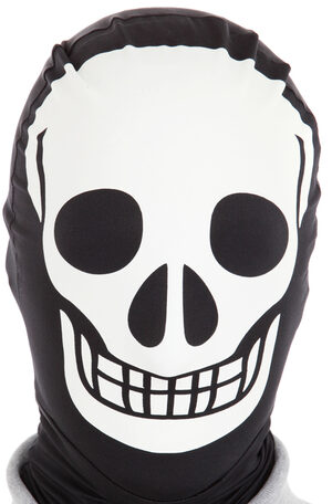 Skeleton Morph Mask