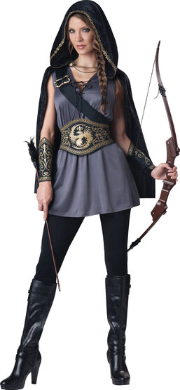 Renaissance Huntress Adult Costume
