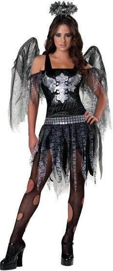 Gothic Dark Angel Adult Costume