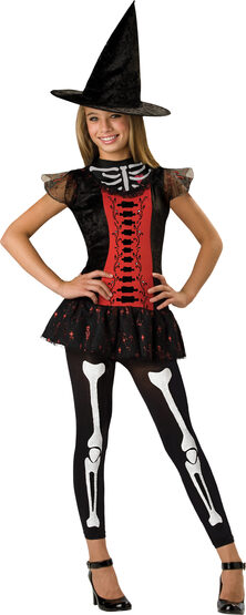 Lucky Wishbone Witch Teen Costume