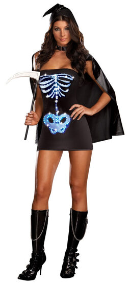 Maya Remains Sexy Gothic Costume