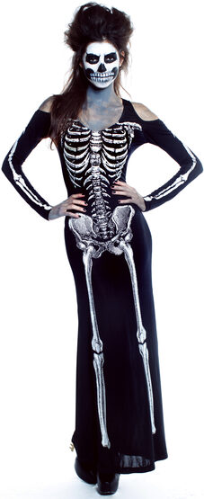 Bone Appetit Skeleton Adult Costume