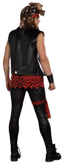 Hair Metal Rockstar Adult Costume