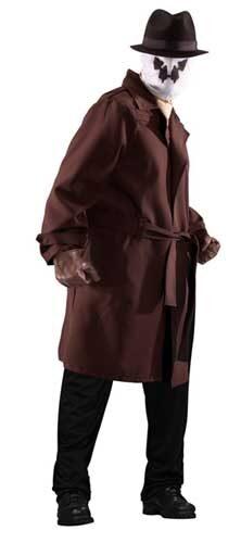 Watchmen Rorschach Deluxe Plus Size Costume
