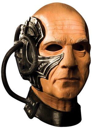 Star Trek Locutus Adult Mask