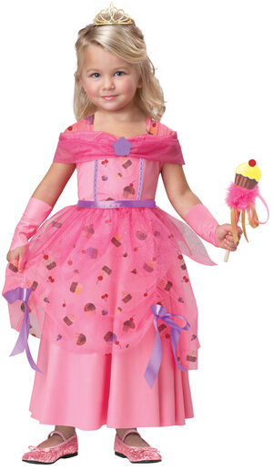 Sweet Fairy Princess Kids Costume